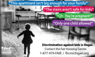 Discrimination against Families with Kids